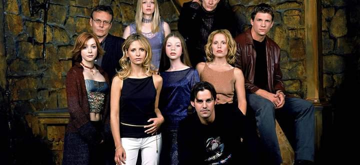"""""""Buffy"""" verband ab 1997 Unterhaltung mit Tiefgang – und beschäftigte Kulturwissenschaftler."""