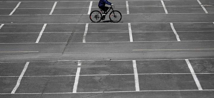 Nicht alle können mit dem Rad in die Arbeit fahren. Sich an manchen Tagen nur virtuell einzuklinken könnte hier eine gute Alternative sein.