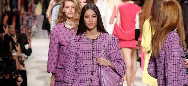 Chanel-Kollektion Frühjahr/Sommer 2022
