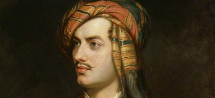Lord Byron schwor, den Griechen die Befreiung zu bringen oder zu sterben.