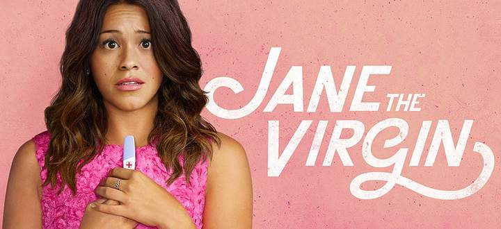 Gina Rodriguez ist Jane the Virgin