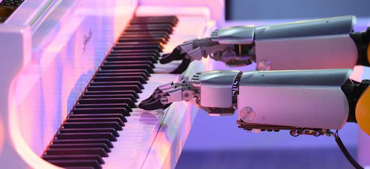 Schöpfer von Musikstücken gelten unter Technologiegläubigen bereits als ersetzbar.