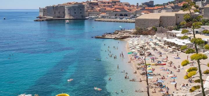 """Die kroatische Küstenstadt Dubrovnik ist als Drehort der Serie """"Game of Thrones"""" zu einem Anziehungsort für amerikanische Touristen geworden."""