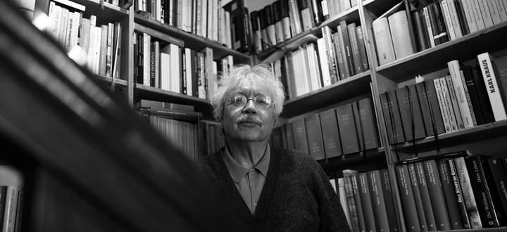 Kennt keine Hierarchie der Gattungen und Genres. Karl-Markus Gauß.