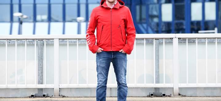"""Wolfgang Decker ist ein """"überzeugter Roter"""" aus dem Burgenland."""