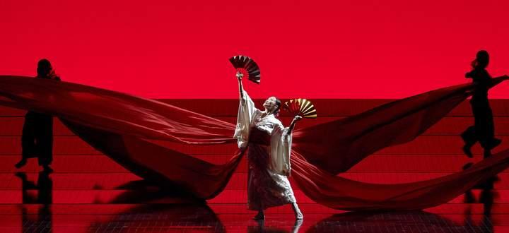 """Die neue """"Madame Butterfly"""" an der Staatsoper - eine Produktion des 2008 verstorbenen Anthony Minghella."""