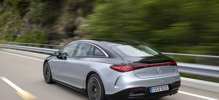 Mercedes EQS: elektrischer Dauerläufer mit Heckantrieb oder Allrad.