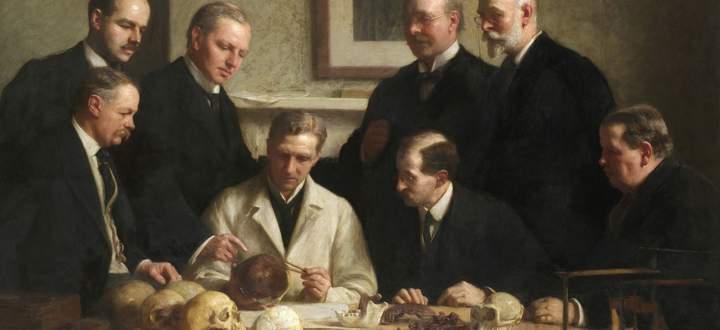 Für den Piltdown Man leimte man Knochen zusammen, heute manipuliert man vor allem Bilder.