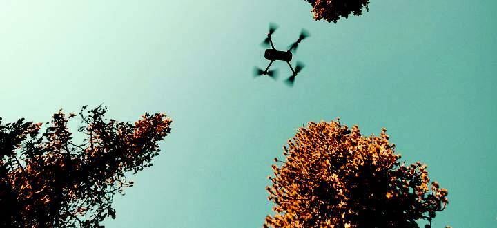 Oft verboten. Macht nichts: Das Netz ist voll mit Profi-Drohnenvideos.