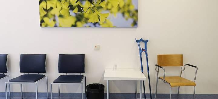 24.01.2019 Baden AG , Wartezimmer Kantonsspital Baden AG *** 24 01 2019 Baden AG Waiting room Kantonsspital Baden AG