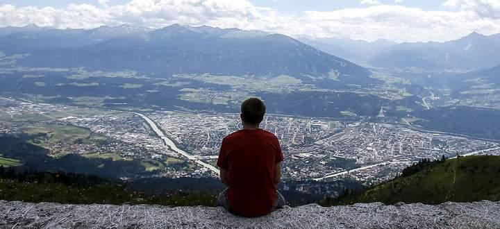 Was über Tirol weniger bekannt ist: Innsbruck ist die Studentenstadt schlechthin.