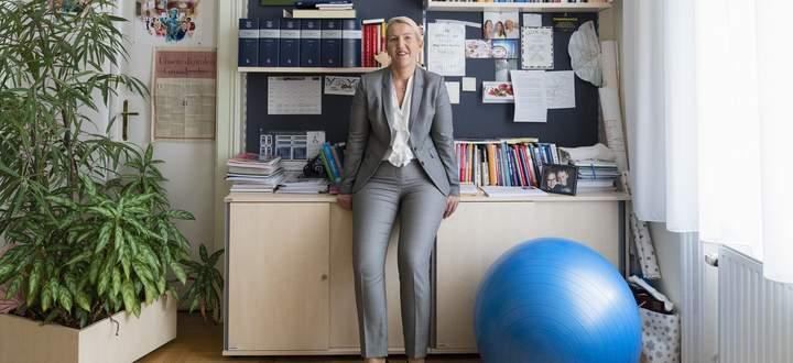 Ulrike Huemer dirigiert die Digitalagenden der Stadt Wien.