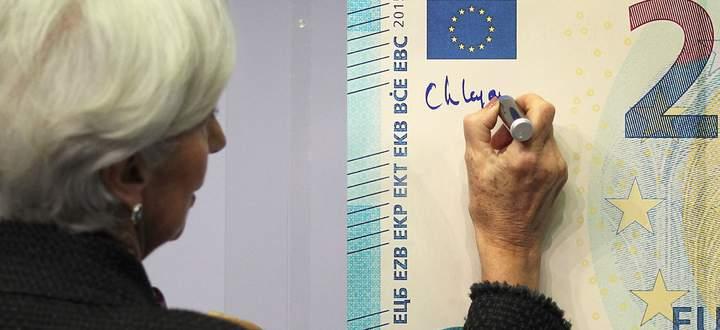 Die neue Chefin der Europäischen Zentralbank, Christine Lagarde, will die Strategie der Zentralbank einer Überprüfung unterziehen.