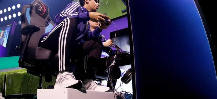 Üblicherweise finden eSport-Turniere in einer virtuellen Arena, aber vor Publikum statt. Das könnte sich nun ändern.