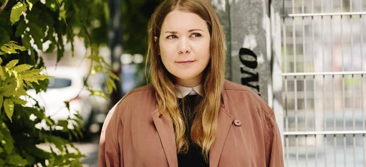 Stefanie Sargnagel ist in Wien aufgewachsen. Ihr neues Buch handelt davon.