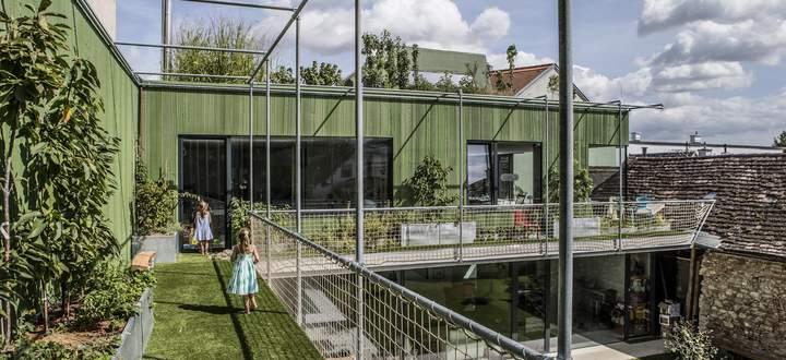 Haus Marie in Baden von Caramel Architekten