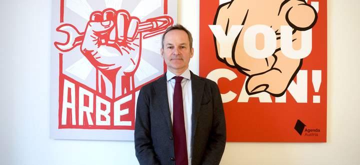 """""""Der Staat hat kolossal versagt"""", sagt Agenda-Austria-Chef Franz Schellhorn."""