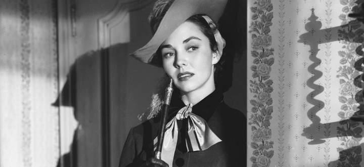 Jennifer Jones als Emma Bovary 1949 in einer Verfilmung der Ehebruch-Geschichte.
