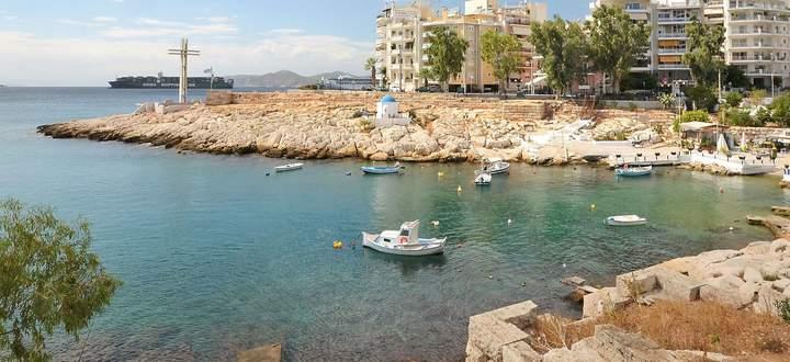 Piräus ist cool für Athener geworden: Wohnen mit Meerblick, Kunsthallen, guten Restaurants und einer Uni.