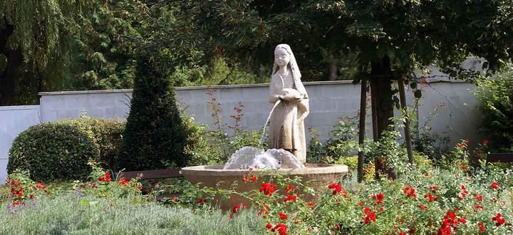 Seit vielen Jahren ist Marienkron in Mönchhof ein Ort für Kur und Fasten, für Erholung und kulturelle Begegnung.