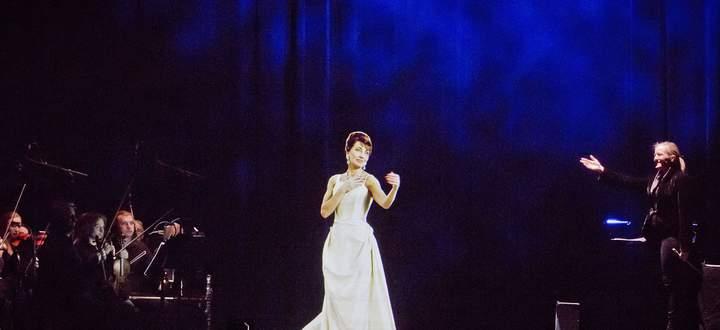 42 Jahre nach ihrem Tod stand Maria Callas im November in Berlin auf der Konzertbühne – als Hologramm. Ob sie das gewollt hätte?