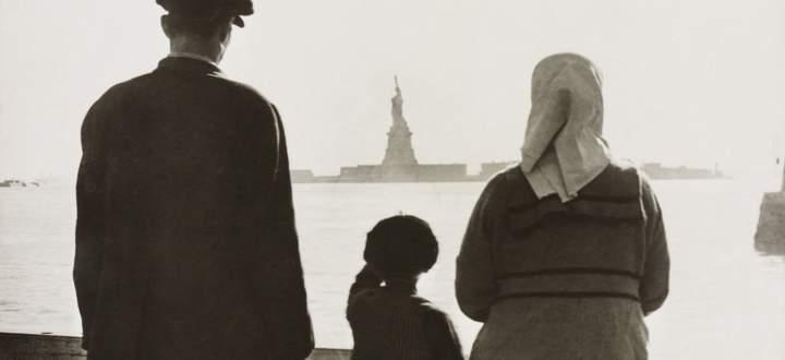 Sie kamen als Iren, Ungarn, Juden, Ukrainer, Deutsche – und wurden Amerikaner.