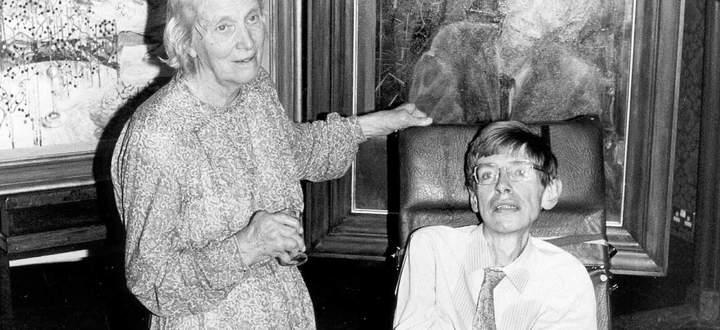 Wie Hawking Mit Gott Rechnete Diepresse Com