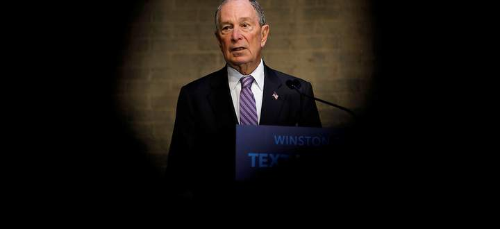 Frauenverachtende Kommentare? Gegen Michael Bloomberg werden Vorwürfe laut.