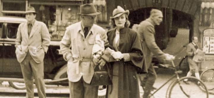 Marlene Dietrich weigerte sich, unter Hitler aufzutreten – dafür kam sie nach Salzburg.