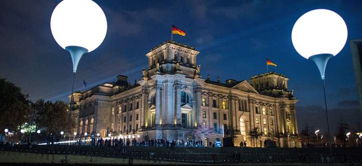 GERMANY ANNIVERSARY OF PEACEFUL REVOLUTION