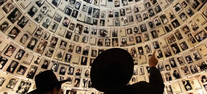 Die Gedenkstätte Yad Vashem in Jerusalem dokumentiert in neun Galerien die Geschichte der Judenverfolgung.