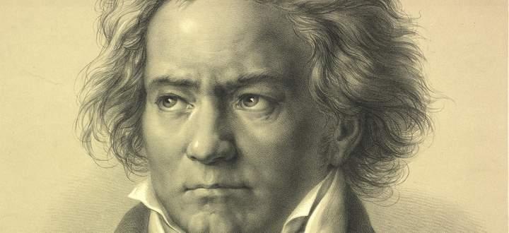 Der Mensch hinter dem Denkmal: Lithografie nach einer Zeichnung von August von Kloeber, 1841.