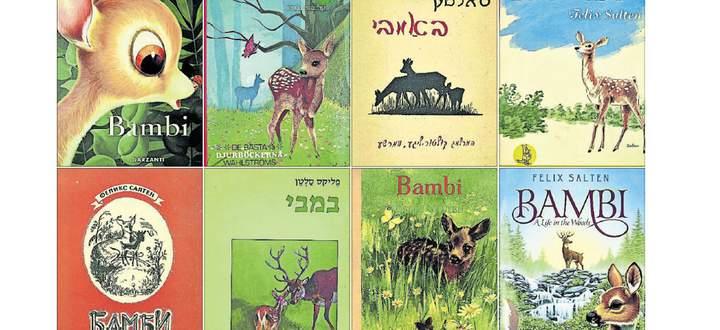 """Begonnen als Ladenhüter, dann von Walt Disney verfilmt: """"Bambi. Eine Lebensgeschichte aus dem Walde""""."""