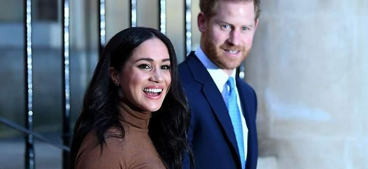 Meghan und Harry sind bei den britischen Royal-Fans äußerst beliebt.