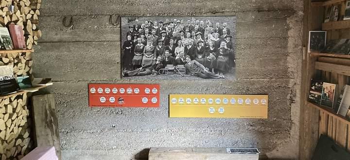"""Ein Projekt für """"Carinthija2020"""": Im Loibltal/Brodi 1 folgt man dem """"Gedächtnis des Ortes""""."""