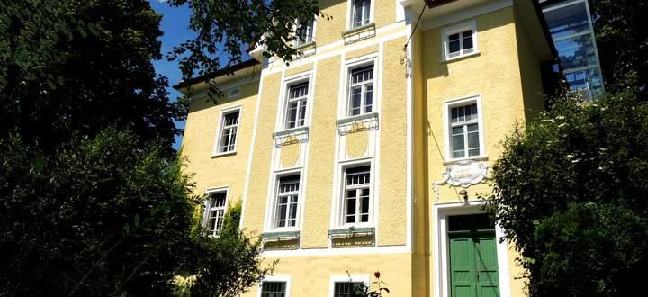 Jugendstilvilla in Graz-Mariagrün nahe Geidorf.