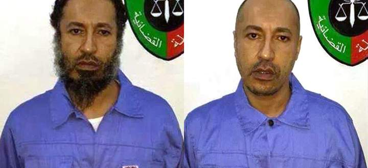 LIBYA UNREST SAADI GADDAFI