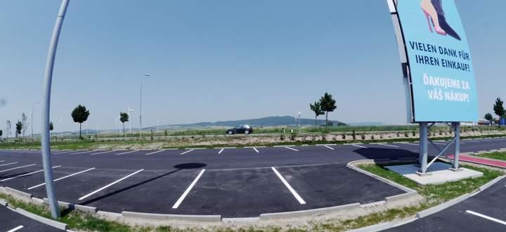 Monströse Auswirkungen auf die Ökologie. Ein Bild aus dem Burgenland.