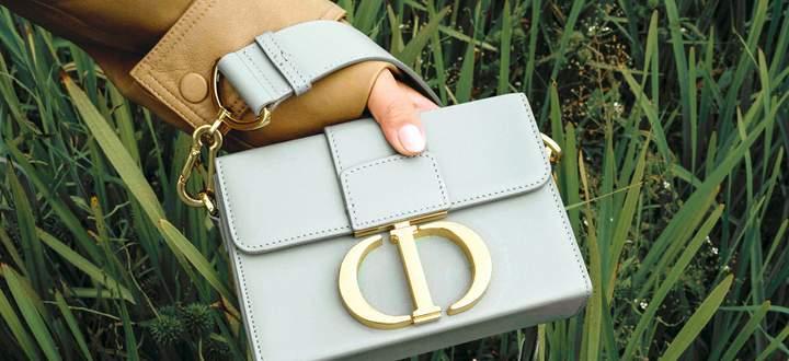 Trendmodelle, hier von Dior, gibt es via Fobe zu mieten.