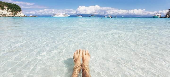 Der Urlaub in Griechenland lockt wieder. Viele Österreicher haben das Meer ein Jahr oder länger nicht mehr gesehen.