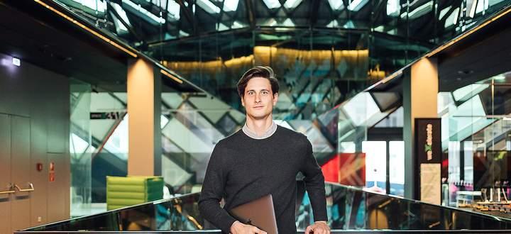 Bei i5invest berät Patrick Prokesch innovative Software-Firmen. Digitalisierung empfindet er als Demokratisierungsprozess.