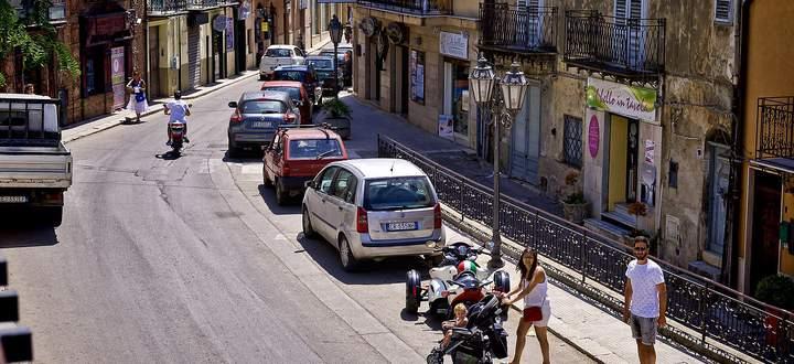 """Alltag im sizilianischen Städtchen Corleone: """"Wir sind nicht alle Mafiosi."""""""