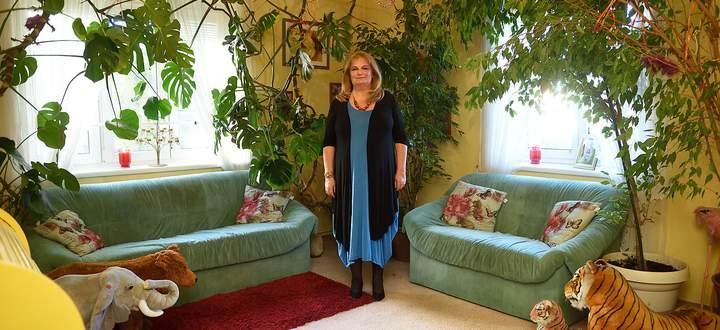 Die klinische Psychologin Sabine Standenat wurde jahrelang von Panikattacken und Depressionen begleitet.