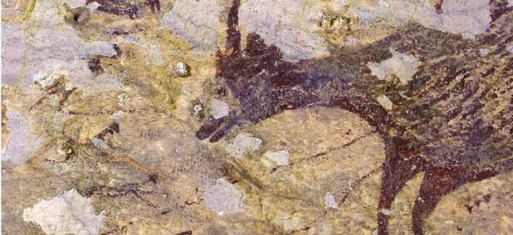 Standen diese Bilder am Beginn menschlichen Kunstschaffens? Der Fund in einer Höhle auf der indonesischen Insel Sulawesi bricht mit vielen unserer scheinbaren Gewissheiten.