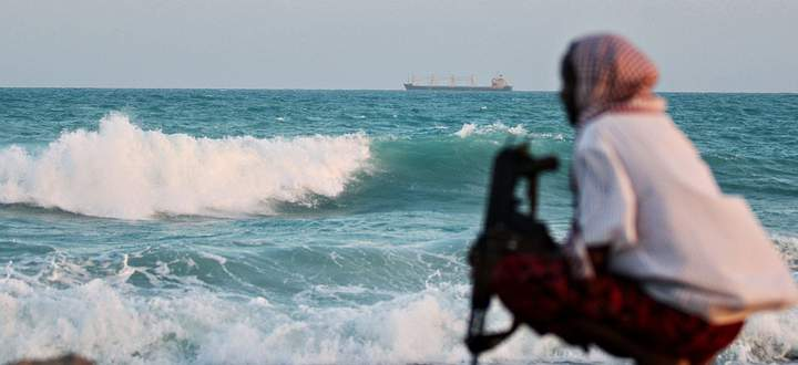 Lang galt die Küstenregion Somalias als Hotspot der Piraterie. Doch mittlerweile finden die meisten Entführungen im Golf von Guinea statt, in der Nähe von Nigeria.