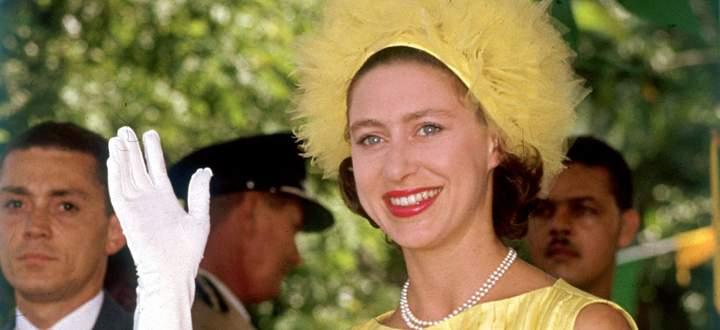 (FILE PHOTO) Princess Margaret