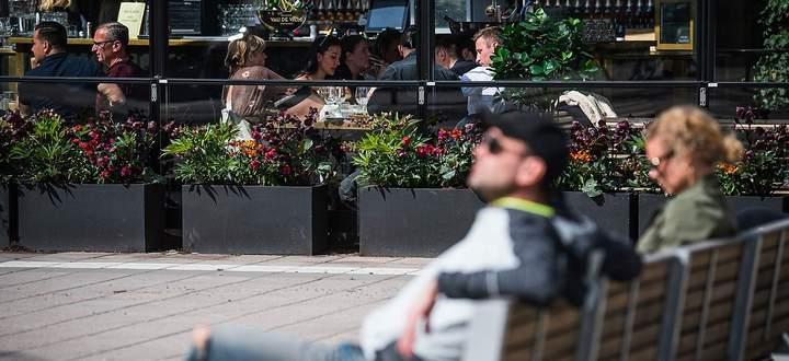 """Wie """"ticken"""" die Schweden? Hier das religiöse und kulturelle Erbe spiele eine große Rolle. Im Bild: Stockholm am 8. Mai."""