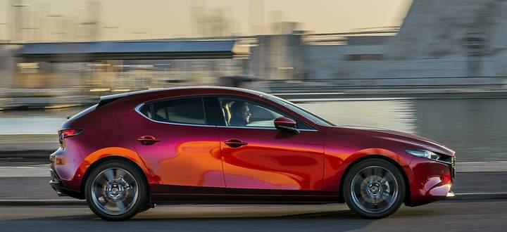 Mazda3: die neueste Interpretation der Mazda Formensprache