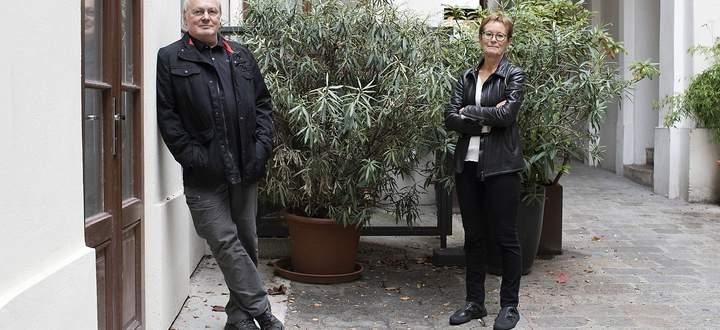 Kurt Langbein und Elisabeth Tschachler