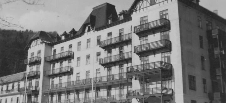 """Rund 1300 Kinder wurden im größten """"Lebensborn""""-Heim geboren."""